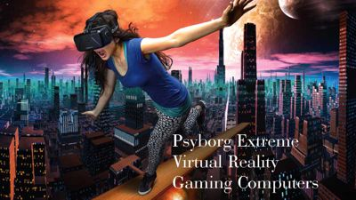 virtual reality gaming computer