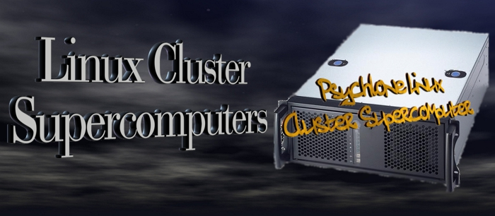 Linux Cluster Supercomputers by Psychsoftpc