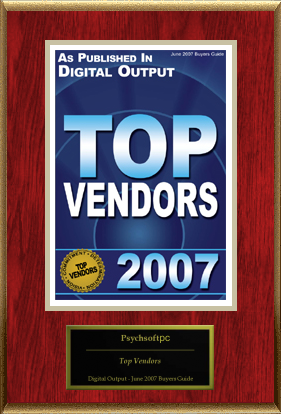 digital output top award