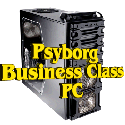 psyborg business class pc performance computer for business