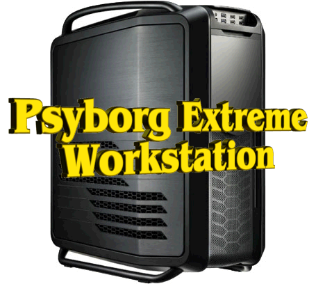psyborg graphics workstation engineering workstation