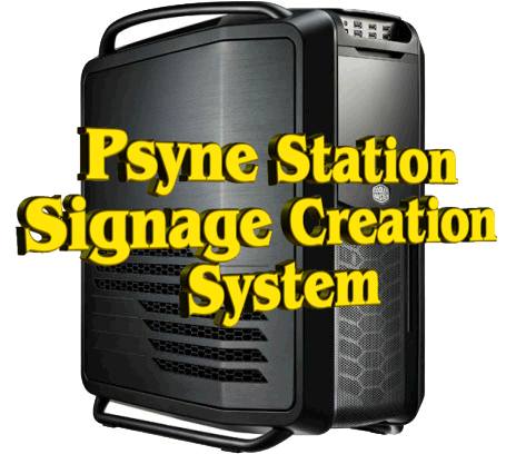 psyne station point of sale creation system