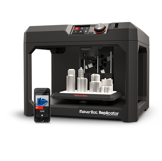 Buy 3d Printers And 3d Scanners By Makerbot Amp Other Top